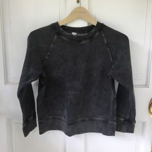 Free People Crew Neck Sweatshirt